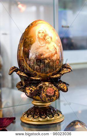 Yalta, Ukraine - May 16: Art Exhibition Of Artists