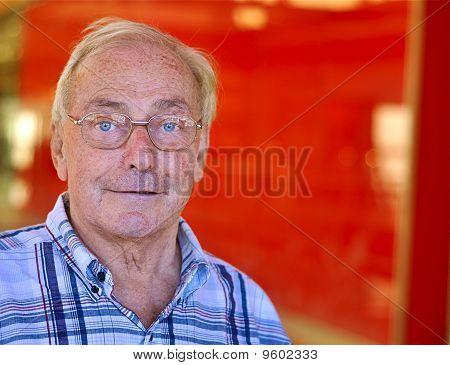 Mature older man