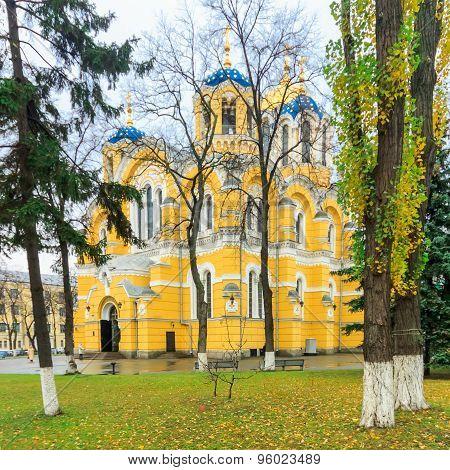 Vladimir Cathedral - The Main Church