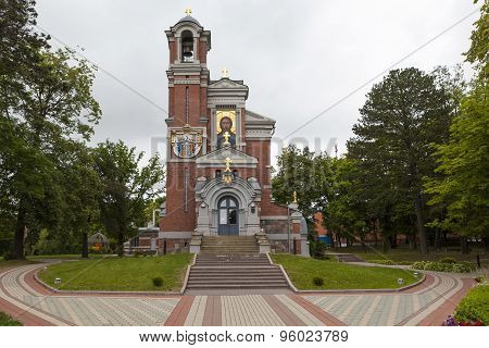 Chapel-tomb of Svyatopolk-Mirski. Peace. Belarus