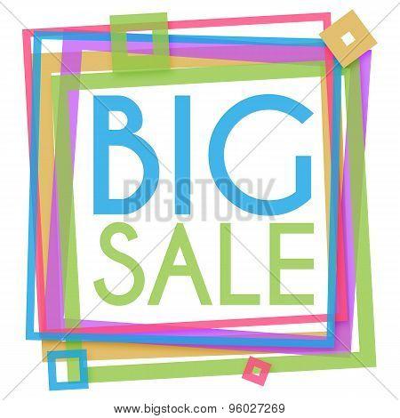 Big Sale Colorful Frame
