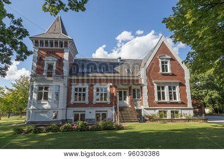 Villa Rudkøbing