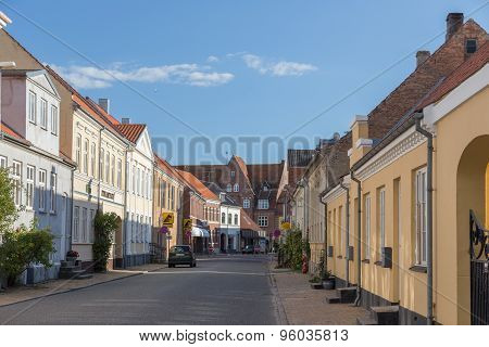 Häuser In Rudkøbing