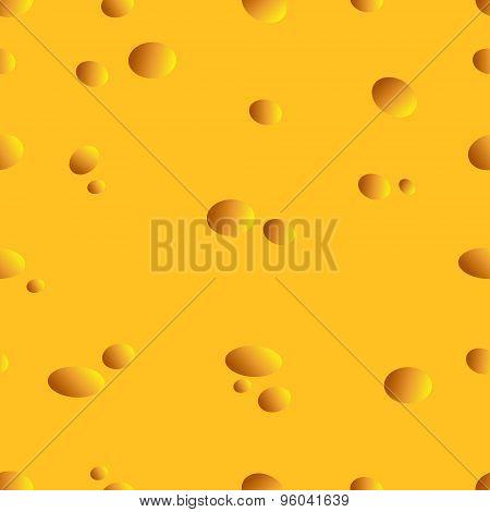 Seamless Texture Cheese.