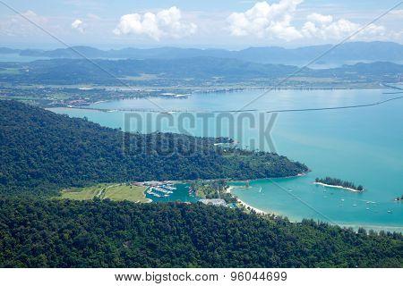 Langkawi Island Landscape