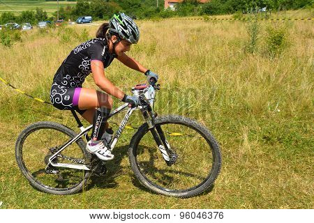 Mountain Bike Rider