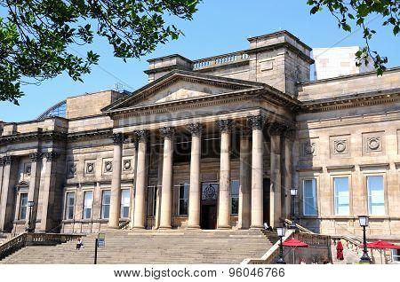 World Museum of Liverpool.