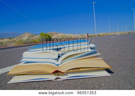 On the Road Literature Concept