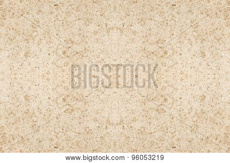 Pattern Of Travertine Natural Stone Texture