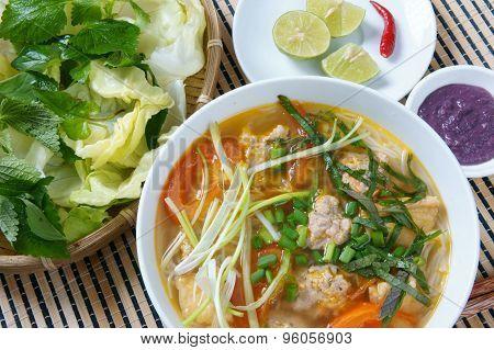 Vietnamese Food, Bun Rieu, Bunrieu,vietnam Eating