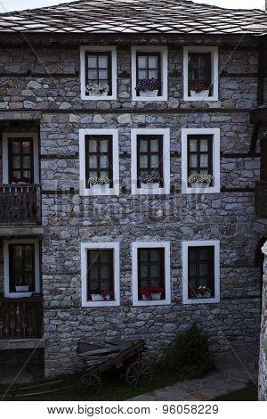 Old Stylish Window
