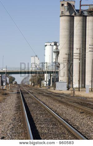 Rails And Grain