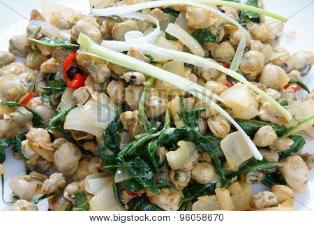 Vietnamese Food, Mussel, Rice Paper, Vietnam Eating