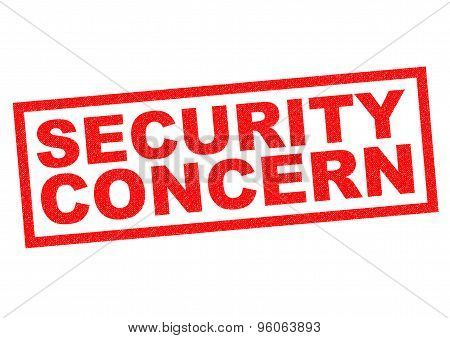 Security Concern