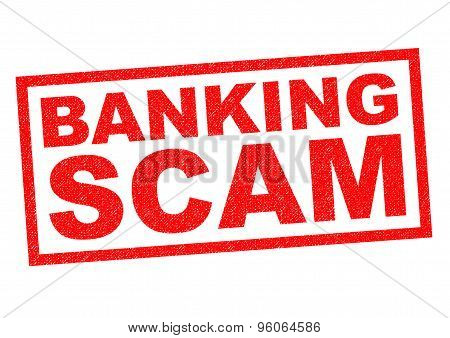 Banking Scam