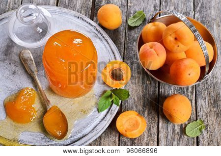 Jam From Apricots