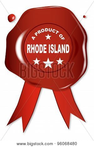 A Product Of Rhode Island