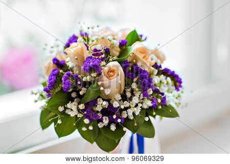 wedding bouquet