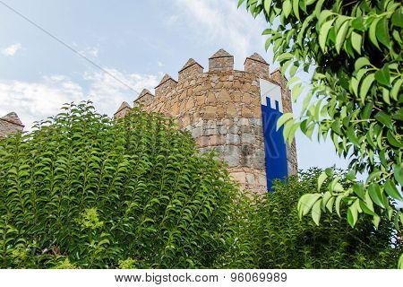 Ávila, Spain, Walled City