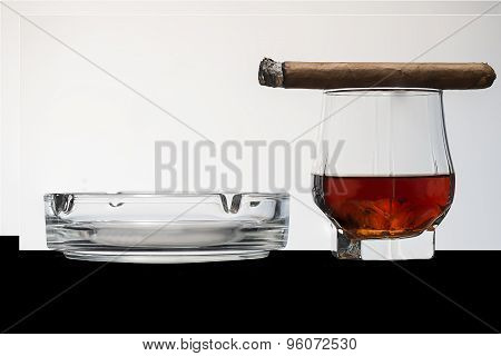 Cigar And Whisky