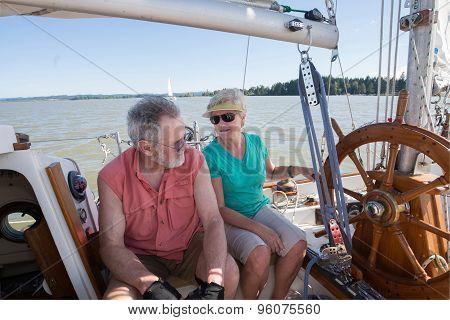 Nautical Discussion