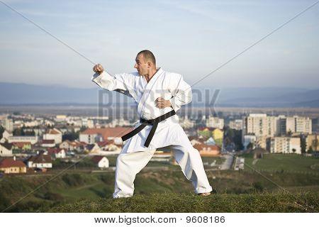 Karate Outdoor
