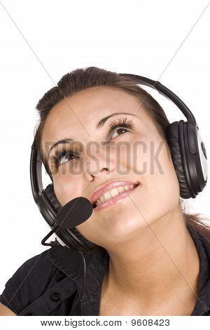 Operator Woman