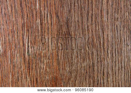Brown Untreated Wooden Board
