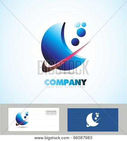 Corporate Business Abstract Logo