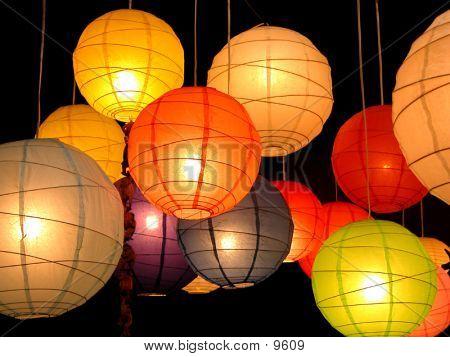 Paper Lamps