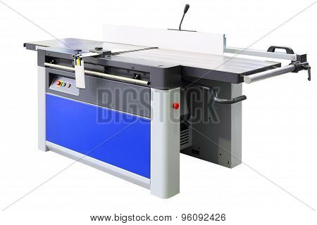 Woodworking jointer machine