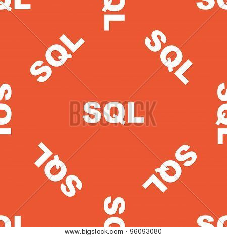 Orange SQL pattern