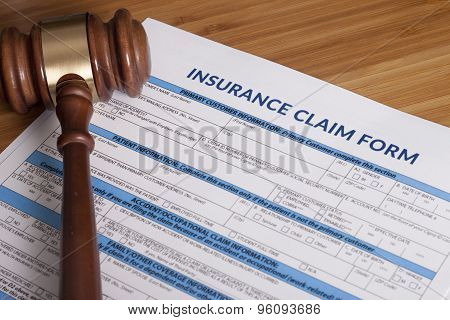 Medical Insurance Claim Form