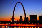 St Louis - Skyline