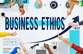 picture of moral  - Business Ethics Integrity Moral Responsibility Concept - JPG