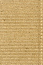 picture of taupe  - Corrugated cardboard goffer paper texture - JPG