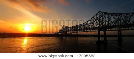 New Orleans-Sunrise