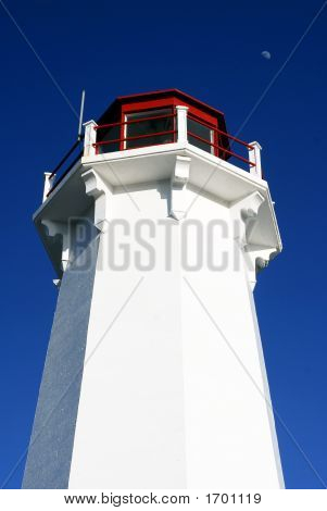 Atlantic (Louisbourg ) Lighthouse