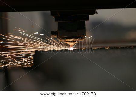 Laser Close-Up