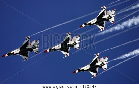 Thunderbirds Display