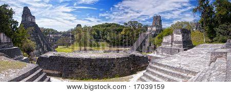 Tikal Panoramic
