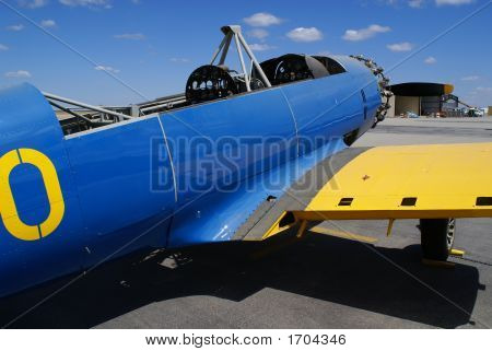 Consolidated Vultee Bt-13