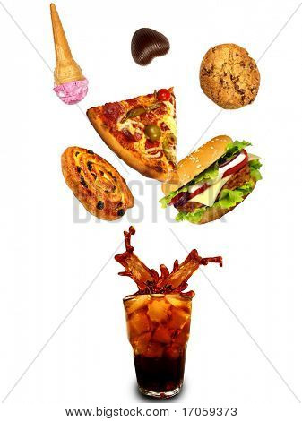 Junk food abstraction