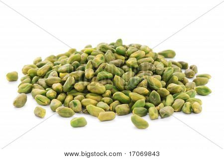 Shelled Unsalted Pistachios