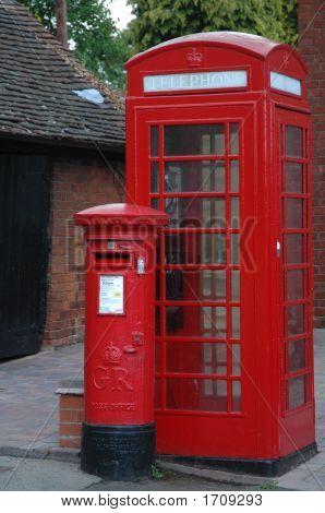 Telephone  Post 1686