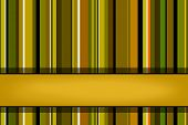 foto of tawdry  - abstract vector illustration yellow green orange toned image - JPG