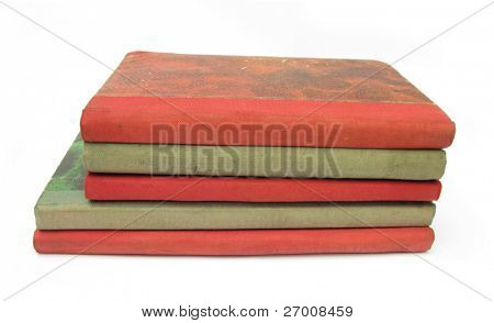 old used books