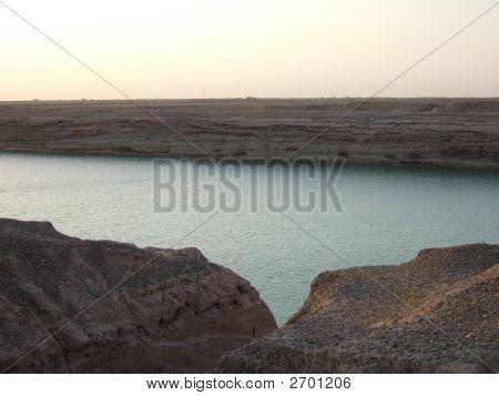 The River Cliffs