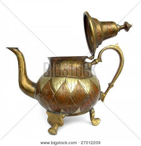 Tea kettle teakettle old vintage