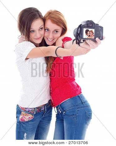 Girls With Camera